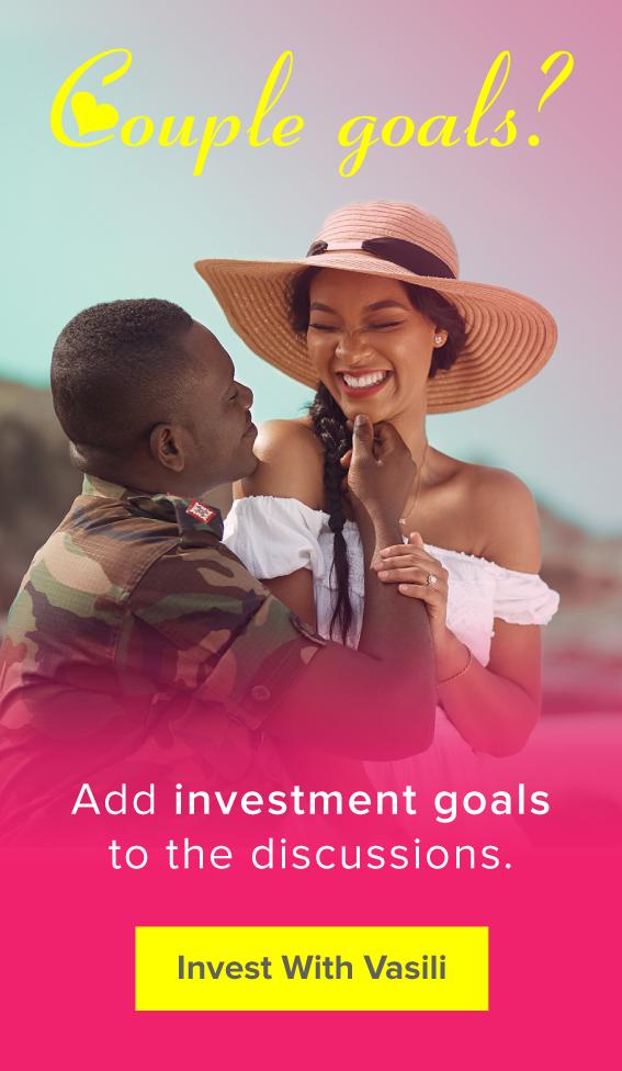 Invest with Vasili Africa.